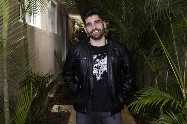 João Gabriel (Foto: Celso Tavares/EGO)