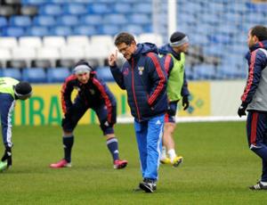 Fabio Capello Rússia Stamford Bridge (Foto: Reprodução / Site Oficial do Chelsea)