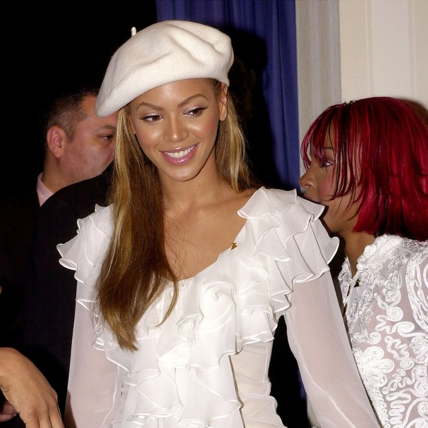 Beyoncé nos anos 2000 (Foto: Getty Images)