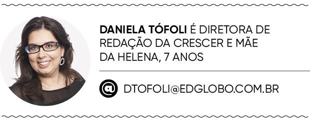 Colunistas Daniela Tófoli (Foto: Guto Seixas / Editora Globo)