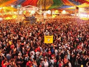 Forró Caju atrai turistas de todo pais (Foto: Setur / Divulgação)