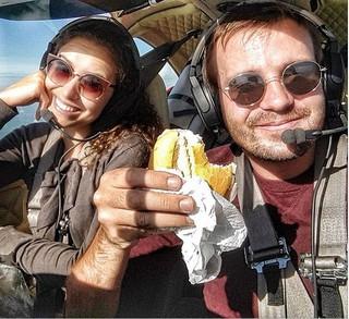 Max Fercondini e Amanda Richter   (Foto: Reprodução do Instagram)