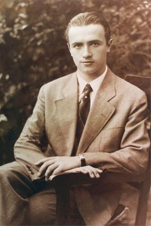 Nascido em 1921, na região da Alsácia, na França, Jules mudou-se, ainda pequeno, com os pais, para a Bélgica, de onde teve de fugir ante a aproximação dos nazistas (Foto: Reprodução)