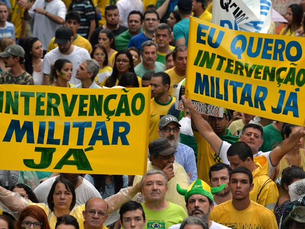 Vítimas da ditadura mostram revolta com pedidos de intervenção militar thumbnail