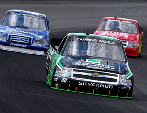 Miguel Paludo Nascar Truck Series (Foto: Agência Getty Images)