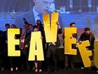 Brexit: os próximos passos em 30 segundos