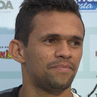 João Paulo, atacante do Bitafogo-PB (Foto: Reprodução / TV Cabo Branco)