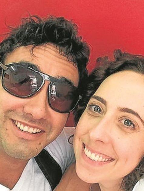 Gabriel Godoy e Mariana Armelini (Foto: Arquivo pessoal)