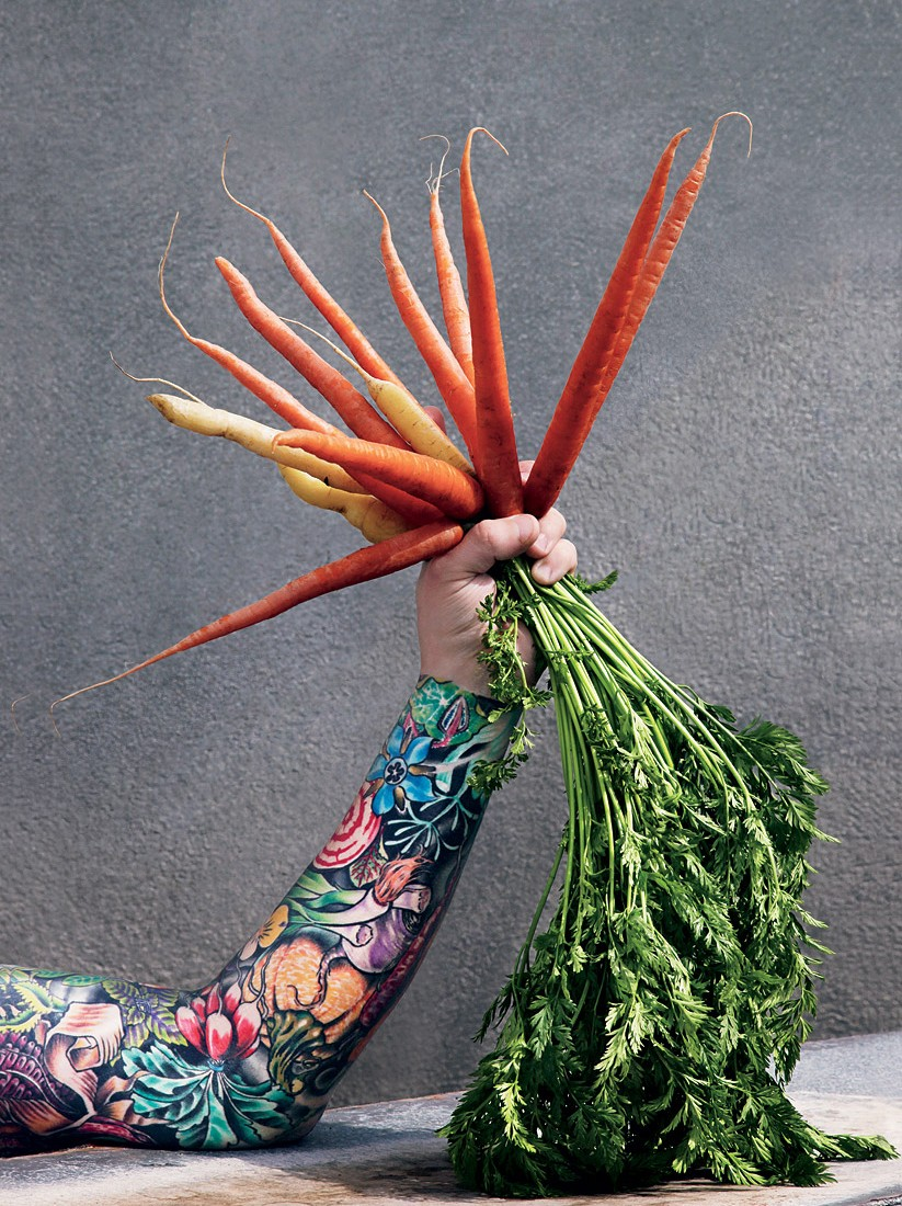 Curso de culinária vegana (Foto: Reprodução)
