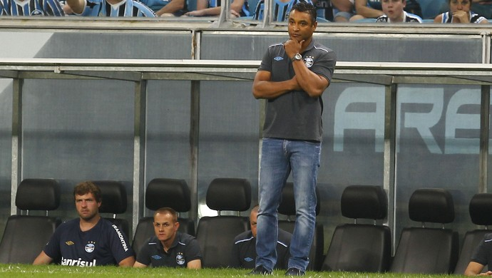 Gre-Nal 407 Grêmio Inter Campeonato Brasileiro Arena Roger (Foto: Lucas Uebel/Grêmio FBPA)