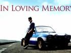 Vídeo em homenagem a Paul Walker tem cenas do ator no Brasil