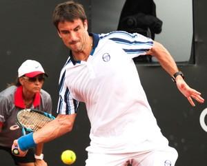 Tommy Robredo, Rio Open Tenis (Foto:  Nestor J. Beremblum / Estadão Contéudo)