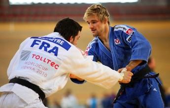 Judoca austríaco Ludwig Paischer, prata em Pequim, treinará em Santos