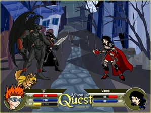 adventure quests online