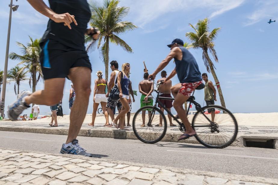 O brasileiro sabe que precisa se exercitar, mas ainda não consegue