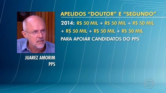 Delação da Odebrecht: Ex-diretor da Copasa Juarez Amorim é citado em lista de delator
