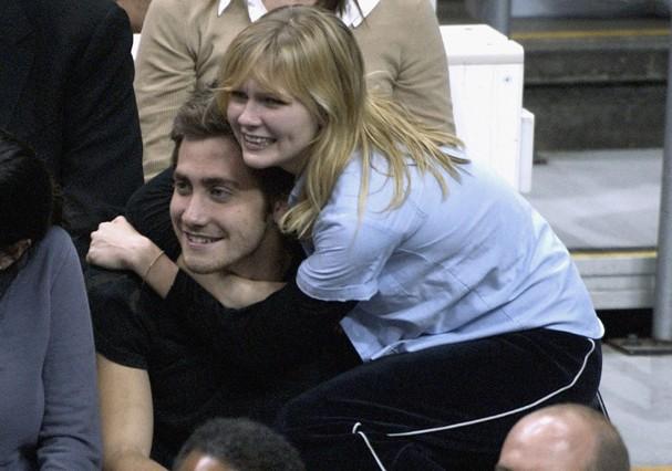 Jake Gyllenhaal e Kirsten Dunst (Foto: Getty Images)