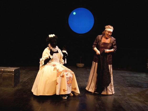 Dona Maria, a Louca é a peça de abertura do evento (Foto: Luís Rocha)
