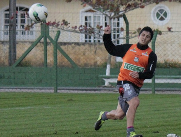 Aloísio, atacante do Figueirense (Foto: Luiz Henrique, Divulgação / FFC)