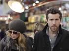 Ryan Reynolds diz a revista que planeja muitos filhos com Blake Lively