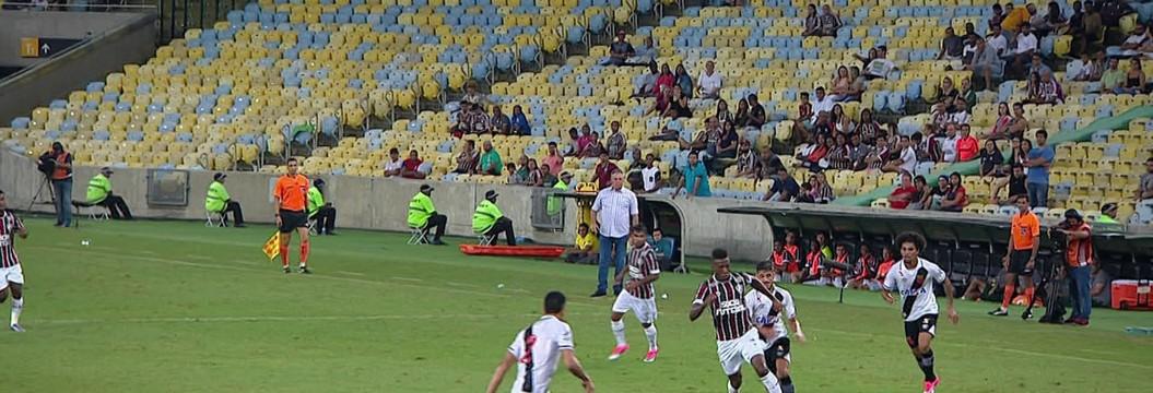 Melhores momentos  Fluminense 3 x 0 Vasco pela semifinal do Campeonato  Carioca 336f1c46720bc