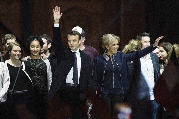Emmanuel Macron  (Foto: Getty Images)
