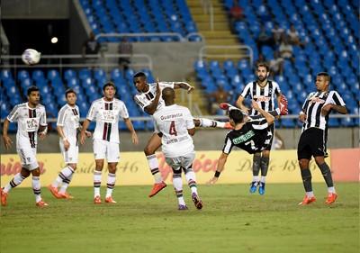 Botafogo x Fluminense 4 (Foto: André Durão)