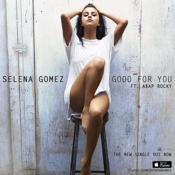 Selena Gomez em capa de seu novo single (Foto: Twitter/ Reprodução)