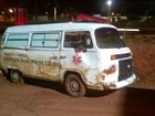 Menor é detido em Severínia após furtar ambulância na frente de hospital