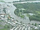 Cheia no Amazonas causa prejuízo de mais de R$ 66 milhões, diz Sepror