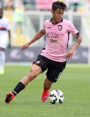 Dybala Palermo (Foto: EFE/FRANCO LANNINO)