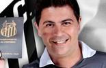 Kako Ferreira comenta as últimas notícias do Peixe (Reprodução)