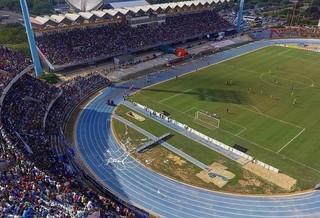 estádio jose pachencho romero, zulia (Foto: Reprodução / Twitter)