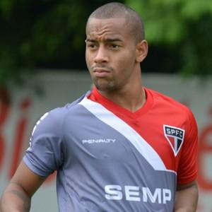 ademilson são paulo treino (Foto: Rubens Chiri/Divulgação sãopaulofc.net)