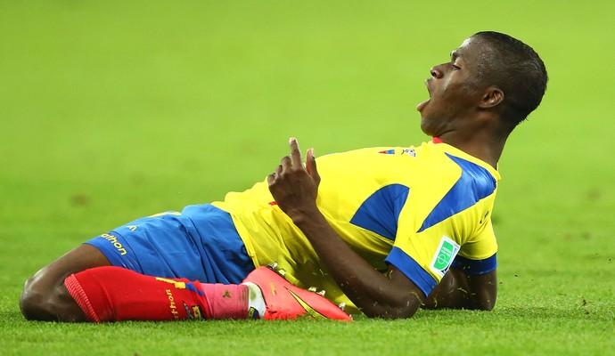 Enner Valencia gol Equador x Honturas (Foto: Getty Images)
