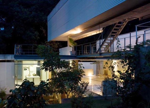 Casa Spbr (Foto: FOTOS NELSON KON/DIVULGAÇÃO)