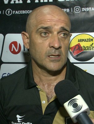 Itamar Schülle, Botafogo-PB (Foto: Reprodução / TV Paraíba)