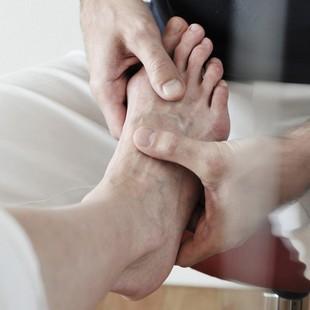 Pé euatleta ortopedia (Foto: Getty Images)