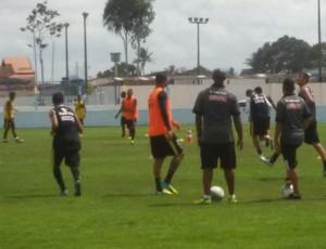 ASA, treino (Foto: Everton Luiz/Arquivo Pessoal)