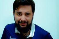 Filipe Frossard analisa as notícias do  futebol francês (Arquivo pessoal)