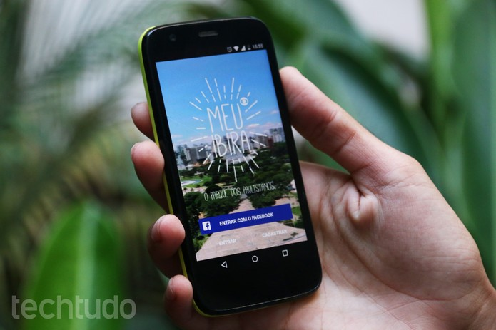 App da Globo (1)_ com marca d'água (Foto: Luciana Maline/TechTudo)