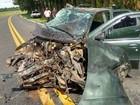 Homem de 35 anos fica ferido após acidente em vicinal de Garça