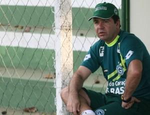 Enderson Moreira, técnico do Goiás (Foto: Rosiron Rodrigues/Goiás E.C)