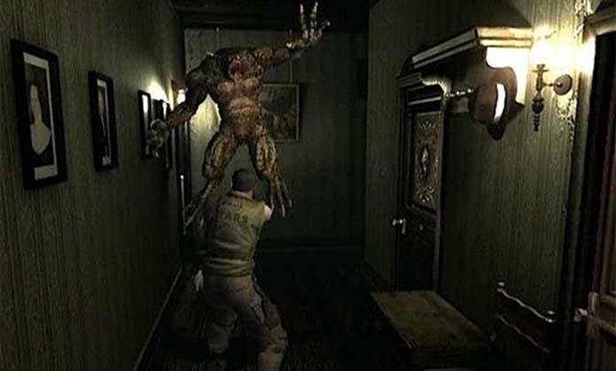 Remake do primeiro game fez sucesso no Game Cube (Foto: Reprodução)