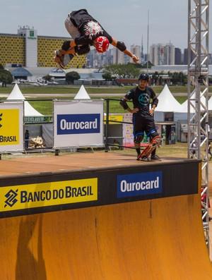 Rony Gomes quer a bonança no Rio de Janeiro (Foto: Divulgação)