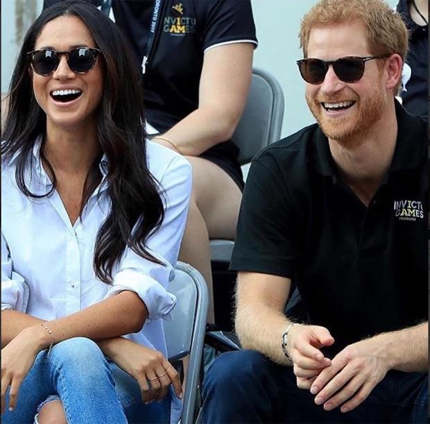 Meghan Markle e o príncipe Harry irão morar no Palácio de Kensington, próximos de William e Kate (Foto: Reprodução/Instagram)