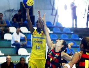 São José Basquete Sport LBF (Foto: Antônio Basílio/PMSJC)