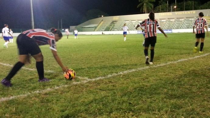 Caucaia Campeonato Brasileiro Feminino (Foto: Tom Alexandrino)