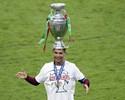 Prêmio de melhor da Europa tem  CR7 e Messi entre os dez finalistas
