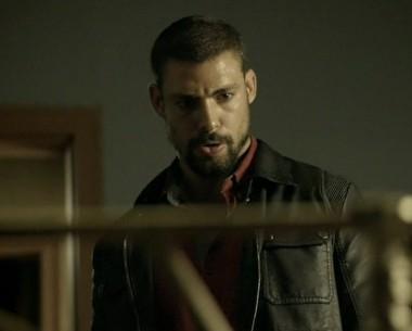 André descobre toda a verdade sobre seu passado (O Caçador / TV Globo)